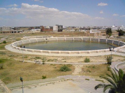 Cisterns at Kairouan