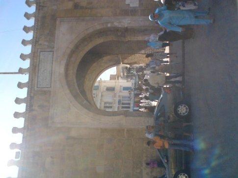Gate of Medina, Tunis