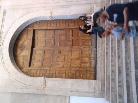 Mosque near Medina, Tunis