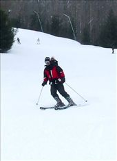 Mick carves it up on his first run for the day...!: by austeachers, Views[109]