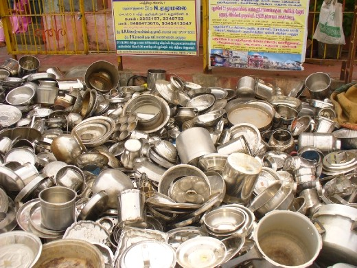 very cheap market....Pondicherry.....