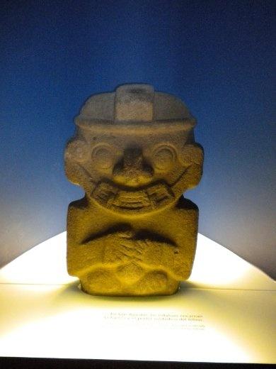 Bogota, Museo del Oro