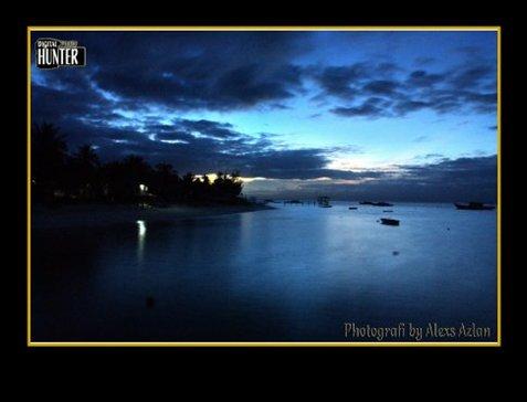Pulau Mantanani, Sabah, Malaysia