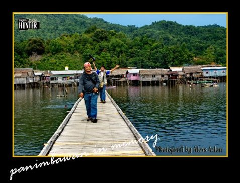Lake Sulaman is not really a Lake. It's an inland cove or inlet with its shore lined with mangrove trees. Peaceful and protected from the South China Sea and its elements, the cove provides quiet and safe habitat and small fishing for the Bajaus around the cove especially Kg. Penimbawan.