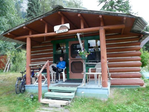 Mount Robson Heritage Ranch Cabin