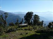 Ueberhalb von Tashigaon in Richtung Koughma, das 1500m hoeher liegt.: by baba, Views[195]