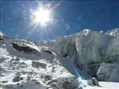Am Fusse des Gletschers liegt das Camp II.: by baba, Views[217]