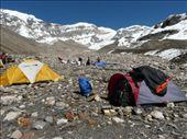 Advanced Base Camp on 4900m.: by baba, Views[509]