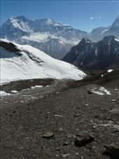 View from the moraine above the Advanced Base Camp.: by baba, Views[457]