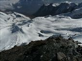 View down to High Camp.: by baba, Views[427]