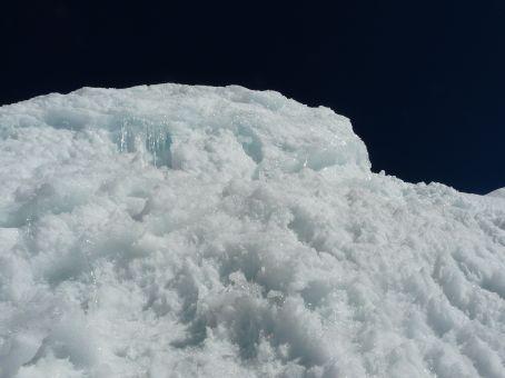 Some nice ice...