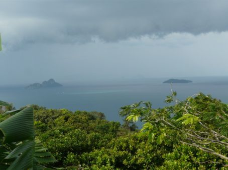 View point on Phi Phi Don.