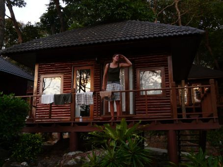 Our sweet home on Phi Phi.