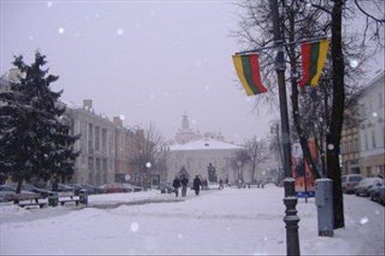 Vilnius, March 2006.