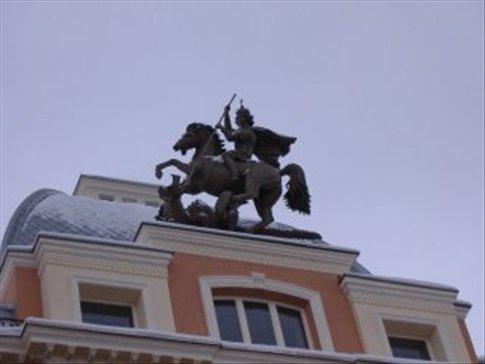detail in Vilnius.