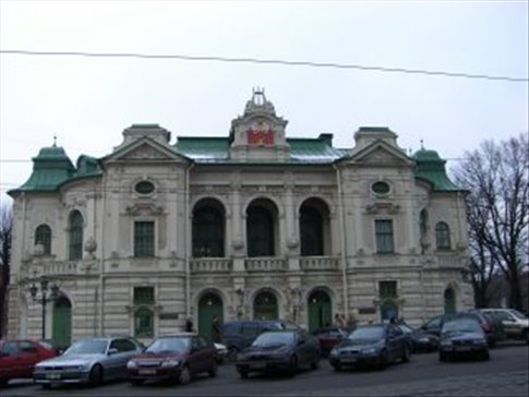 national theater in Riga