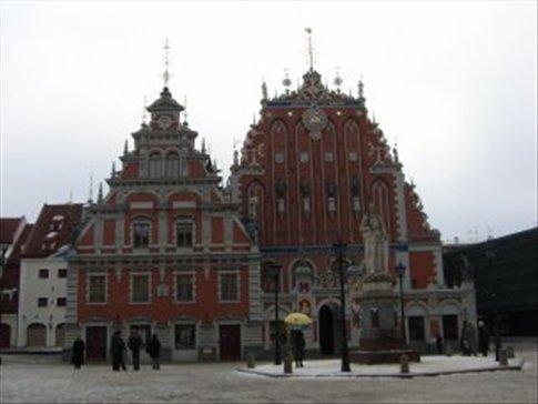 The House of the Blackheads, Riga