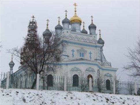 ortodox church, south Latvia