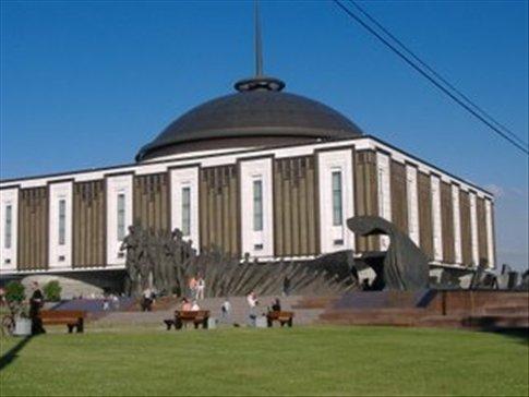 Second world war museum, Moscow.
