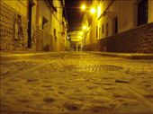 Cobbled streets and night lights of Potosi: by bagen, Views[311]
