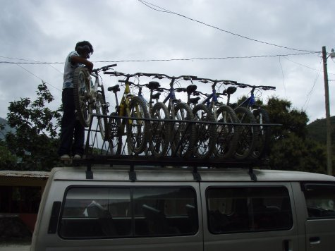 Thank CHRIST we didn`t have to cycle back UP
