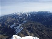 Looking along the mountain range called Cordillera Real: by bagen, Views[304]