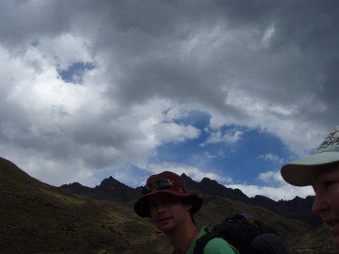 Day 2 - still trekking.