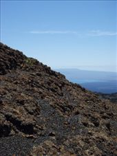 Volcanic landscape gives way to ocean!: by bagen, Views[236]