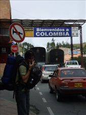 Crossing into Colombia: by bagen, Views[312]
