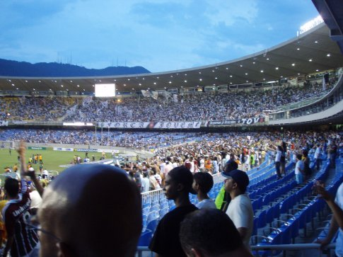 ,,and the Vasco fans
