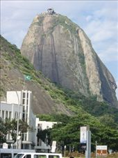 Looking up to sugar loaf mountain: by bagen, Views[389]