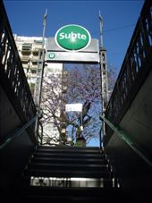 Subte stop: by bagen, Views[354]