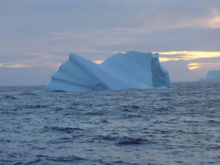 Nutha iceberg.  There`s more!