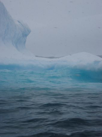 Another cool iceberg, there were lots!!