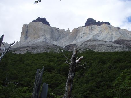 Two of the Cuernos (Horns)
