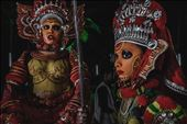 Theyyam artists. : by bamboo-craft, Views[104]