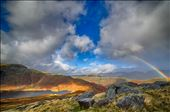 Spectacular view on Easedale Tarn just before the rain: by barney42, Views[129]