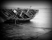 While taking a ferry to Kankeshwar- Wrecked!: by be-inquisitive, Views[131]