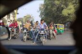 Non portability - a cropped perspective to a moped class: by beatraveller, Views[238]