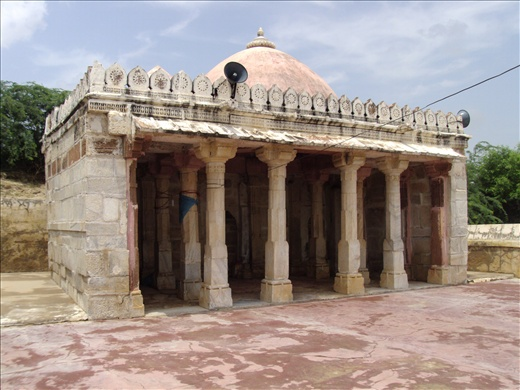Hindu Temple in Nagar Parker before india - Pak partition