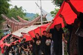 Cornerstone Family raised red cloth serves as towing a coffin: by beauty_indonesia, Views[270]