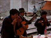 The Local Musos in Aguas Calientes: by bec-and-phil, Views[246]