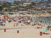 Main beach of El Quisco: by bec-simon, Views[898]