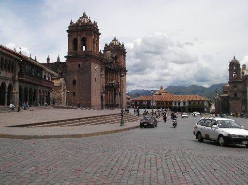Cobble Stone Streets in Cuzco