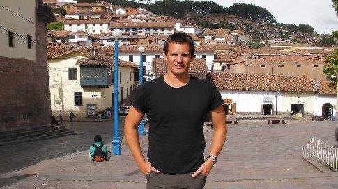Simon in Cuzco