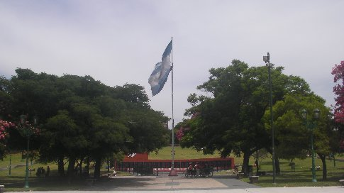 Park in Recoleta