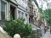 West End Houses. Bec thinks this would be where Carrie from Sex in the City lived.: by bec-simon, Views[487]