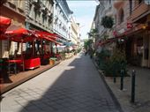 Street of Cafes in Budapest: by bec-simon, Views[1452]