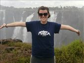 Bec at Victoria Falls: by bec-simon, Views[262]