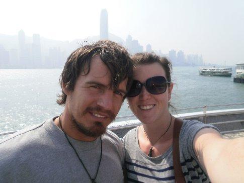 Us in Hong Kong still